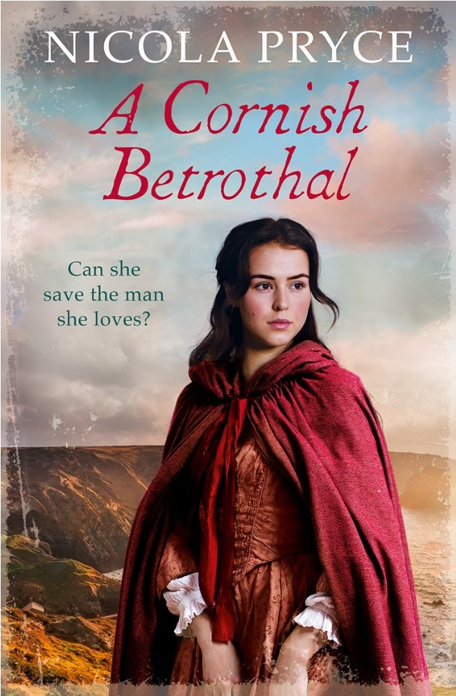 A Cornish Betrothal by Nicola Pryce