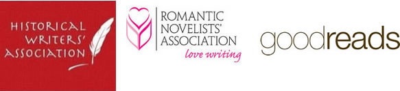 Member of the Historical Writers Association and the Romantic Novelist Association