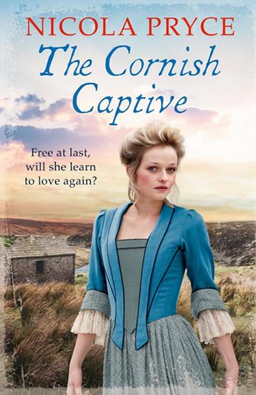 The Cornish Captive Book by Nicola Pryce